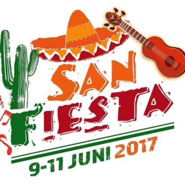 Velkommen til SanFiesta 2017 / Bienvenidos al festival SanFiesta 2017