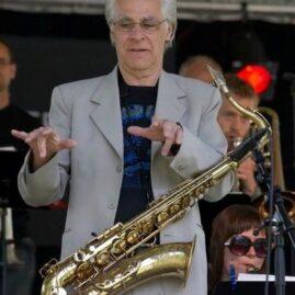 Hector Bingert med Prime Time Orchestra