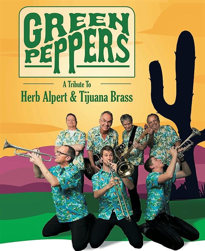 Green Peppers Foto: Ole Christian Eklund
