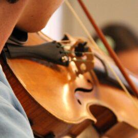 Bærum kommunale kulturskole fiolin