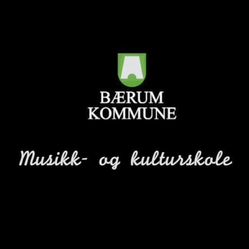 Bærum kommunale kulturskole logo