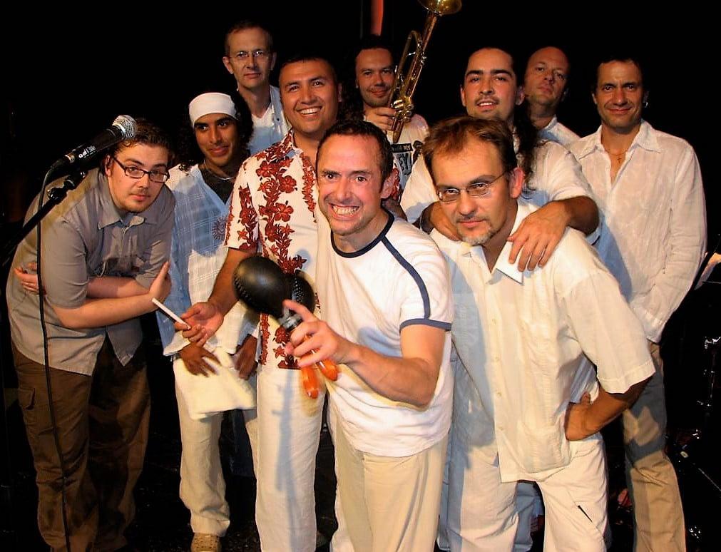 La Descarga - Norges eldste salsaband