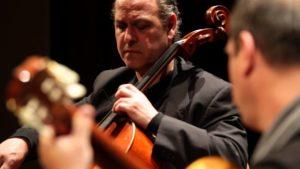 Gustavo Tavares cello