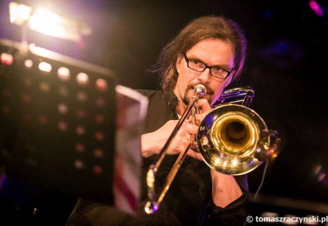 Øyvind Brække jazztrombonist