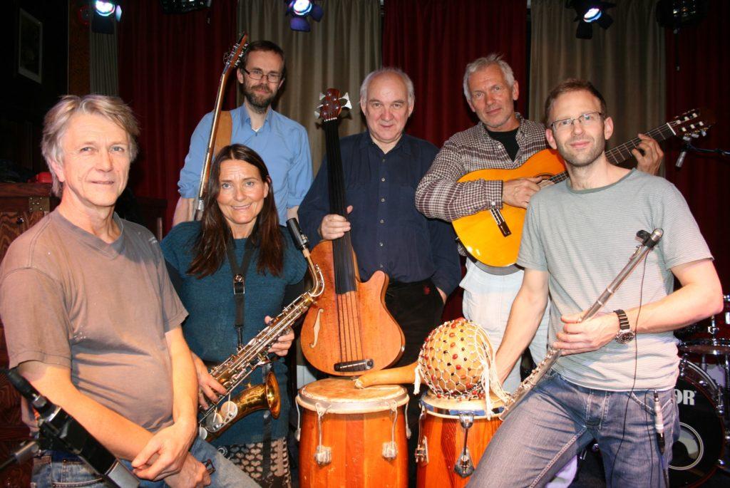 Cubrazilia med sanger fra Cuba og Brasil tilsatt en anelse jazz
